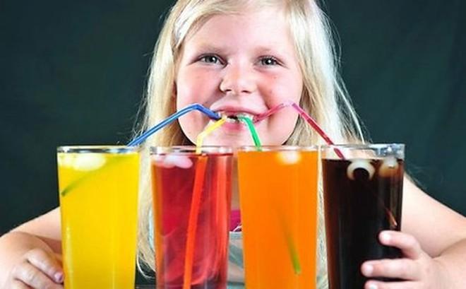 Uống nhiều nước ngọt, tăng nguy cơ suy tim