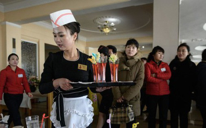 """Ảnh: Cuộc thi nấu ăn tìm kiếm """"siêu đầu bếp"""" ở Triều Tiên"""
