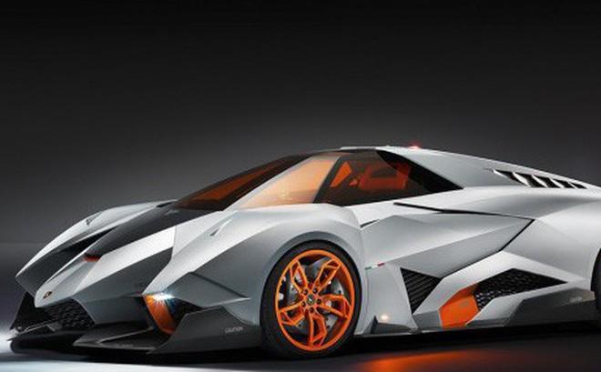 Những mẫu Lamborghini xấu nhất mọi thời đại