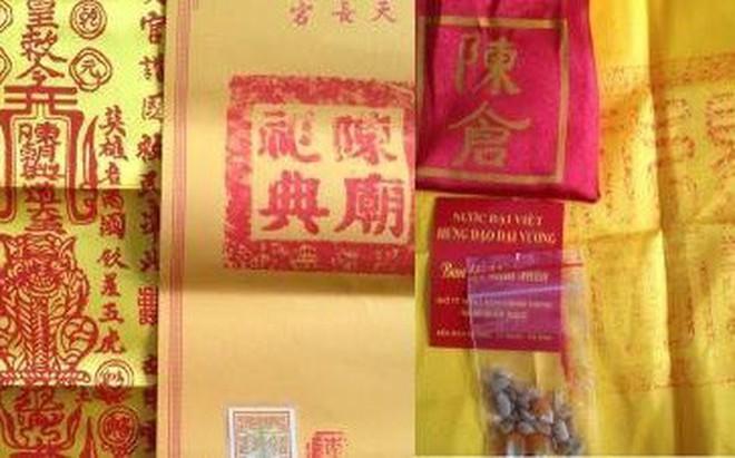 Cách treo ấn đền Trần Nam Định năm 2019 chuẩn nhất theo chuyên gia phong thủy