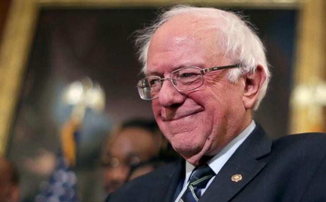"""Thượng nghị sĩ B.Sanders tuyên bố trở lại """"đường đua"""" Tổng thống Mỹ"""