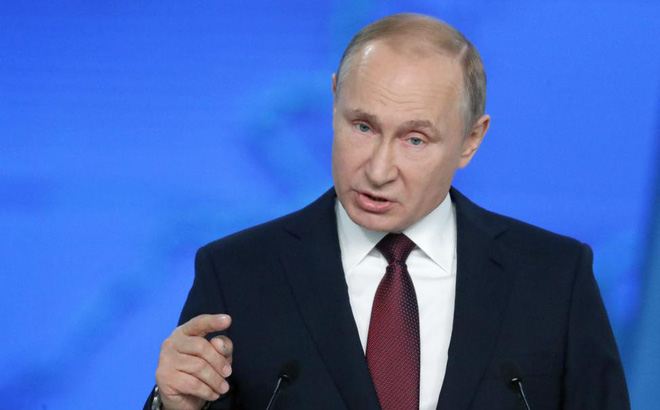 Tổng thống Putin cảnh báo đáp trả thích đáng nếu Mỹ triển khai tên lửa tới gần Nga, Washington nói gì?