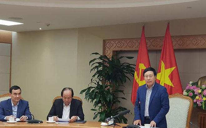 Phó Thủ tướng: Việt Nam chuẩn bị chu đáo cho thượng đỉnh Mỹ - Triều