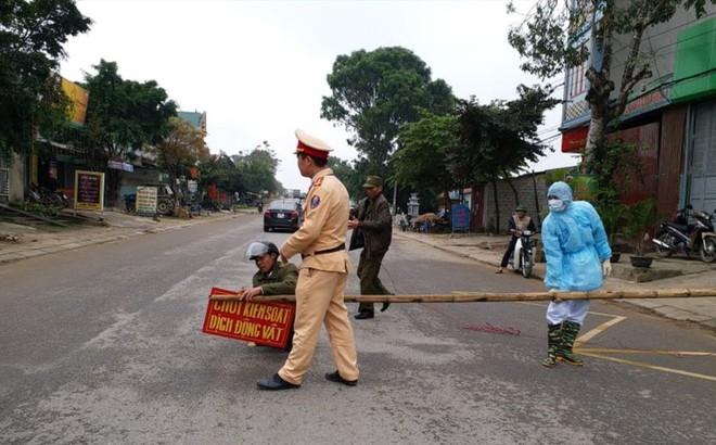 Xuất hiện ổ dịch tả lợn Châu Phi tại Thanh Hóa
