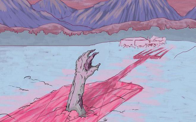 """Lần đầu tiên các nhà khoa học phát hiện những con vi khuẩn """"zombie"""""""