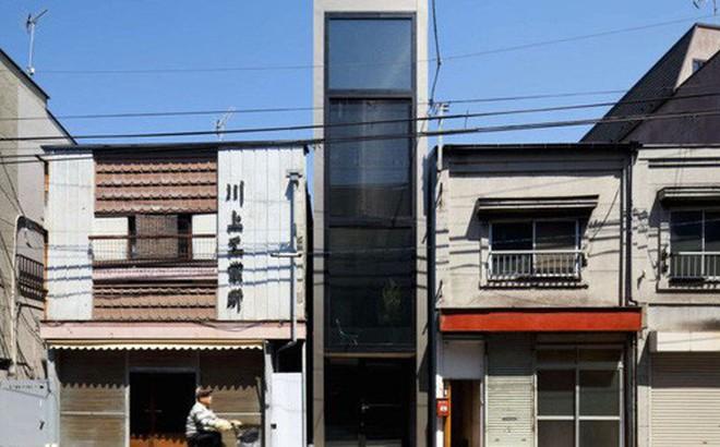 Với chiều rộng 1,8m, ngôi nhà siêu mỏng ở Nhật Bản vẫn tạo sự thoải mái và tiện nghi bất ngờ cho người sử dụng