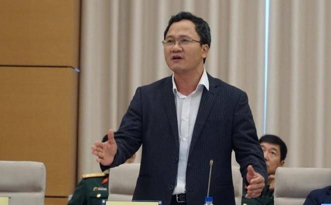 """Ông Khuất Việt Hùng: """"Người xử phạt phải chứng minh vi phạm là làm ngược"""""""