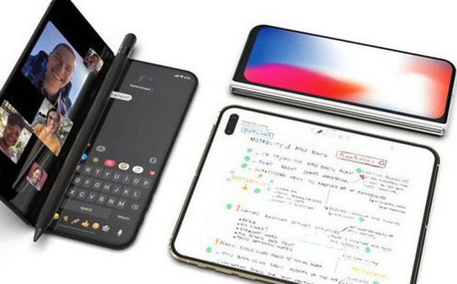 Smartphone màn hình gập của Apple sẽ có hướng đi táo bạo so với các hãng khác trên thị trường