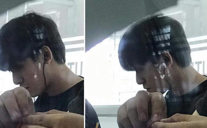 Chụp lén nam sinh điển trai lớp kế bên, cô gái khóc ròng khi nhận được mẩu giấy nhắn phũ phàng