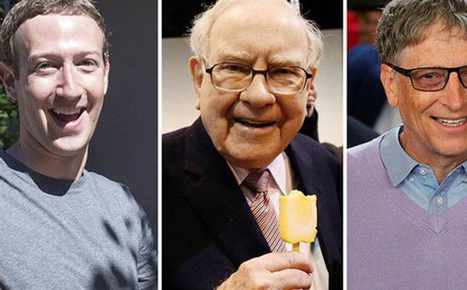 """Bỏ qua 6 điều này mỗi ngày thì nỗ lực đến mấy đến cuối cùng bạn cũng chỉ """"trắng tay"""": Bill Gates, Warren Buffett, Mark Zuckerberg chính là minh chứng"""