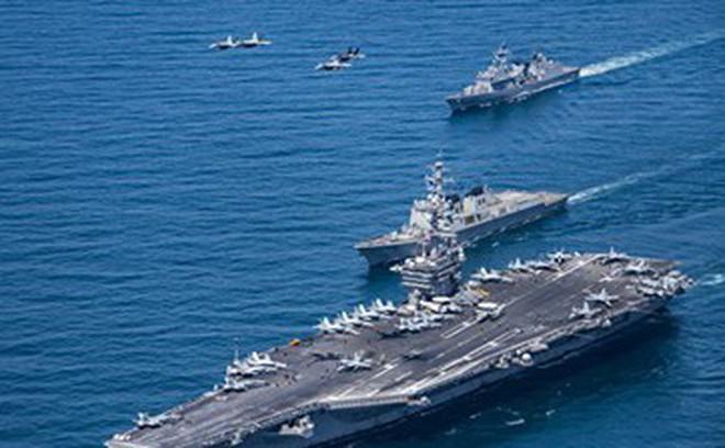 """""""Ngày tàn"""" của các hạm đội tàu sân bay Mỹ đang đến gần?"""