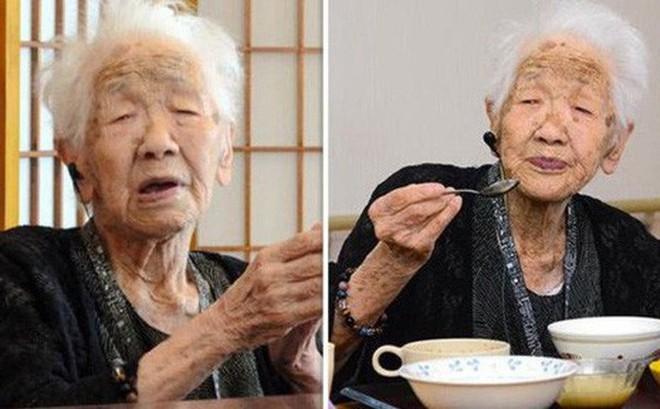 Kỷ lục Guinness xác nhận người cao tuổi nhất thế giới là cụ bà Nhật