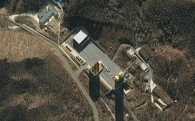 Báo Hàn Quốc: Triều Tiên sắp hoàn tất khôi phục bãi thử tên lửa