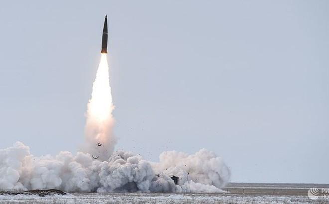 """Vừa rút khỏi Hiệp ước INF, Mỹ """"vội vã"""" thử tên lửa bị cấm?"""
