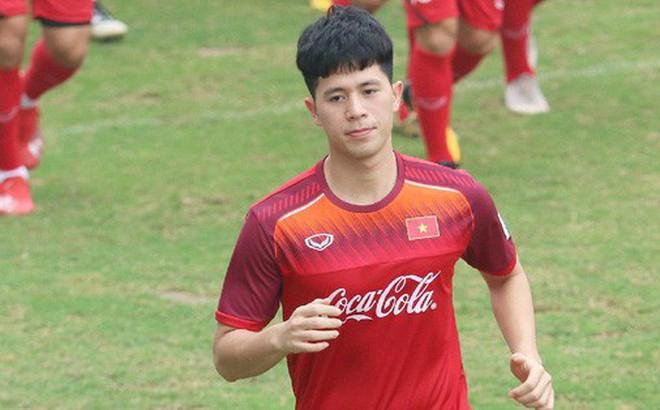 Đình Trọng được thầy Lee Young-jin 'bổ túc' riêng, đẩy nhanh quá trình giảm cân