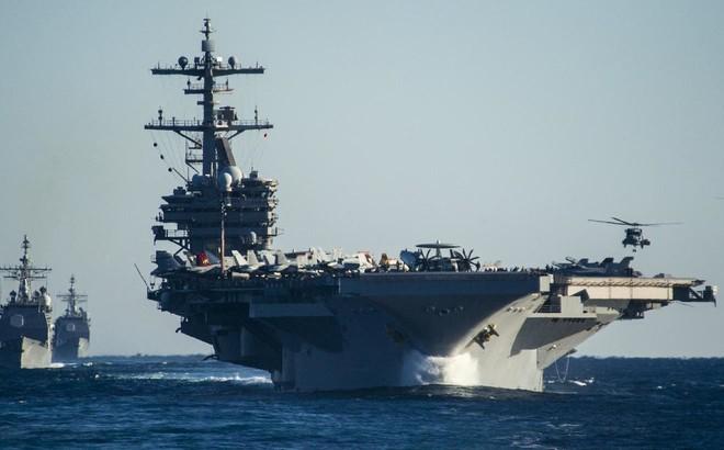 Điều gì xảy ra nếu tàu sân bay Mỹ bị tấn công?