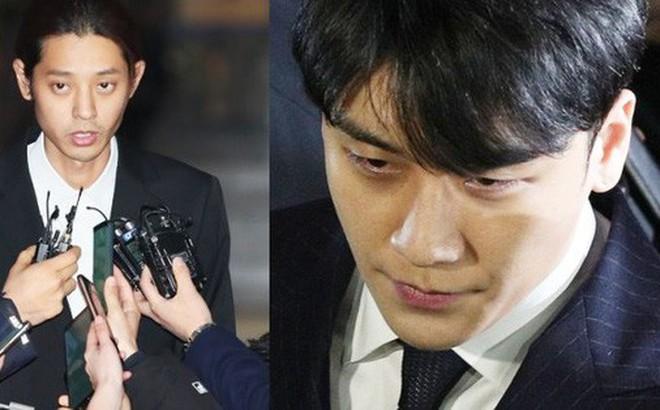 Mâu thuẫn đáng chú ý giữa lời khai của Seungri, Jung Joon Young trong phiên thẩm vấn và khi trả lời báo giới