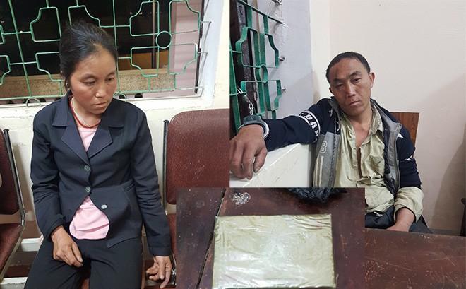 Cặp tình nhân buôn ma túy xuyên quốc gia