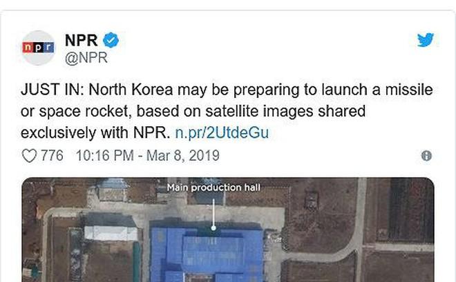 Báo cáo mới nhất: Không có hoạt động đáng kể tại bãi thử hạt nhân Triều Tiên