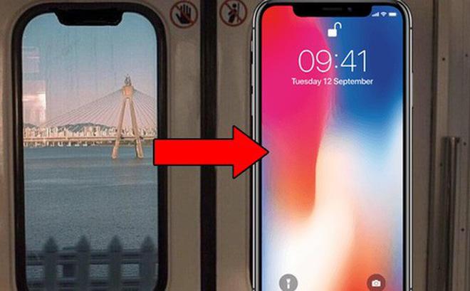 """Trùng hợp ngẫu nhiên: Phải chăng Apple """"bắt chước"""" làm iPhone X theo cái cửa sổ vô vị này?"""