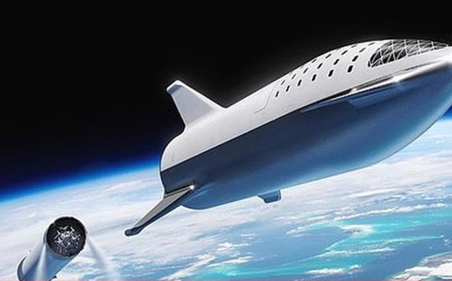 SpaceX sẽ đưa người vượt Đại Tây Dương chỉ trong vòng 30 phút