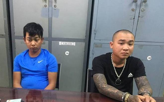 Bắt giữ 'ông trùm' cho vay nặng lãi kiêm bán ma túy ở Đà Nẵng