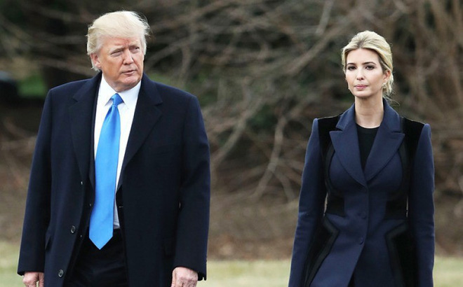 Một ngày nào đó Ivanka Trump sẽ là Tổng thống Mỹ?