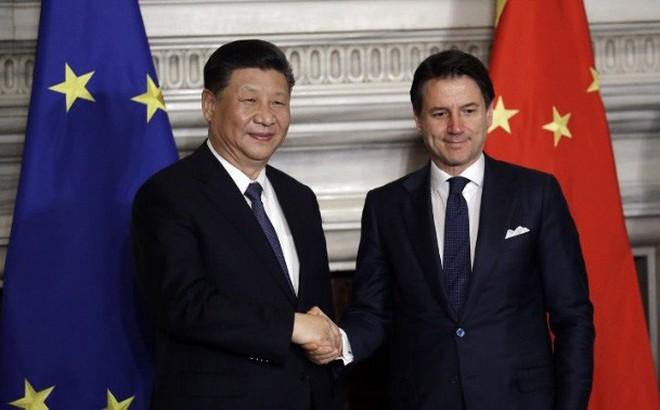 Việc Ý tham gia 'Vành đai và con đường' là hồi chuông cảnh báo châu Âu