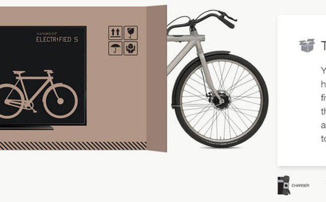 Công ty này bán xe đạp trong vỏ hộp đựng TV, mưu đồ thực sự là gì?
