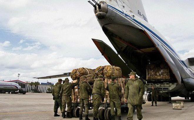 Đồn đoán máy bay Nga tới Venezuela: Tín hiệu hợp tác quân sự?