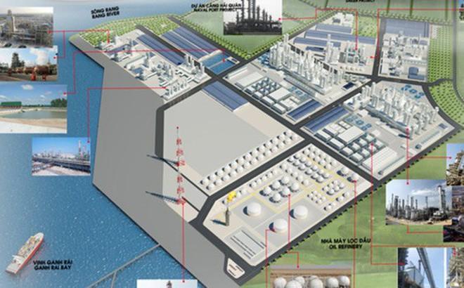Xem xét cấp giấy phép cho dự án tổ hợp hóa dầu 5,4 tỷ USD