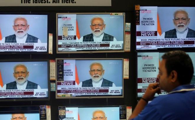 Ấn Độ tuyên bố trở thành cường quốc không gian sau khi bắn rơi vệ tinh