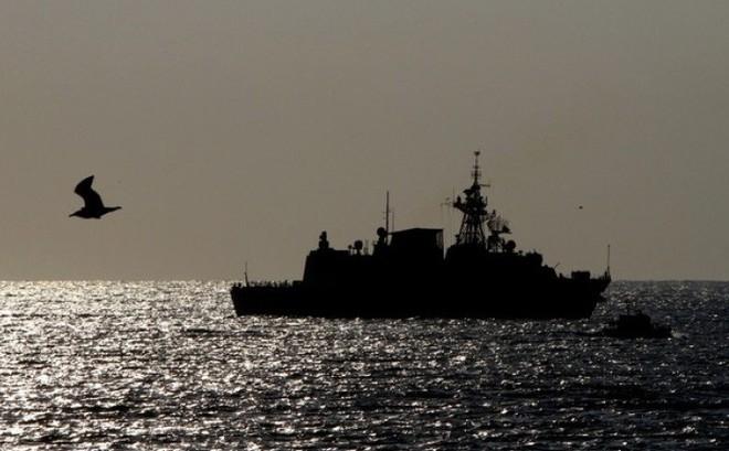 Nhóm tàu chiến NATO đã tiến vào Biển Đen