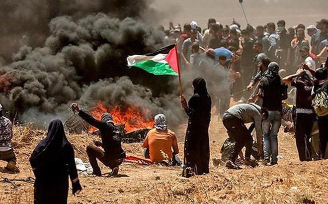 Israel và nhóm vũ trang Hồi giáo Hamas dàn trận trên dải Gaza