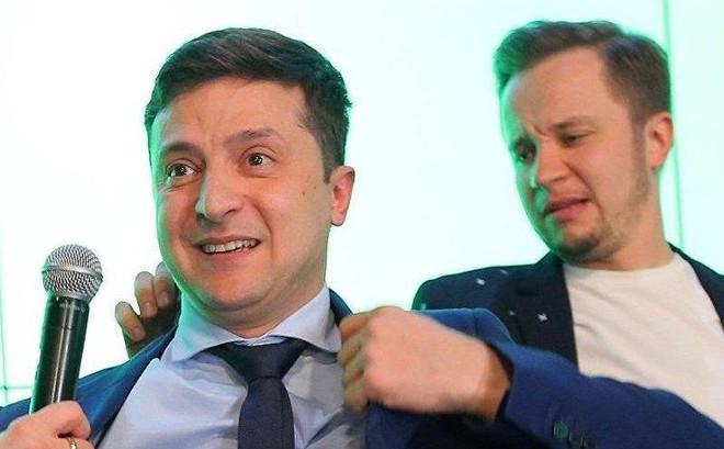 Đông Ukraine: Không đàm phán nếu ông Zelenskiy làm tổng thống