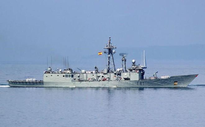 NATO tiếp tục cử tàu tới thăm cảng Ukraine ở Biển Đen