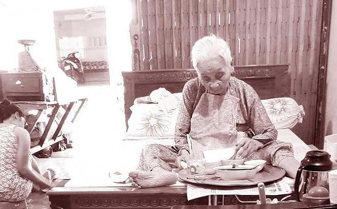 Tranh cãi về bản án liên quan đến cụ bà 107 tuổi