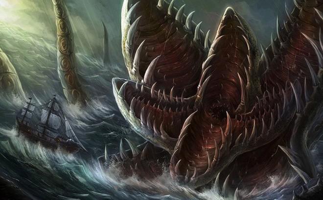 Kraken: Quái vật biển huyền thoại trong truyền thuyết Bắc Âu