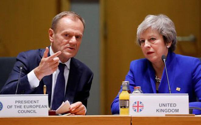 """Anh - EU cùng nhau """"cứu"""" Brexit"""