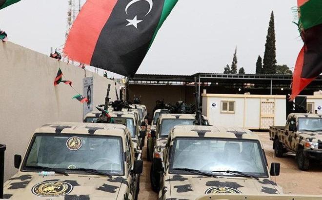 Mỹ sơ tán quân khỏi Libya