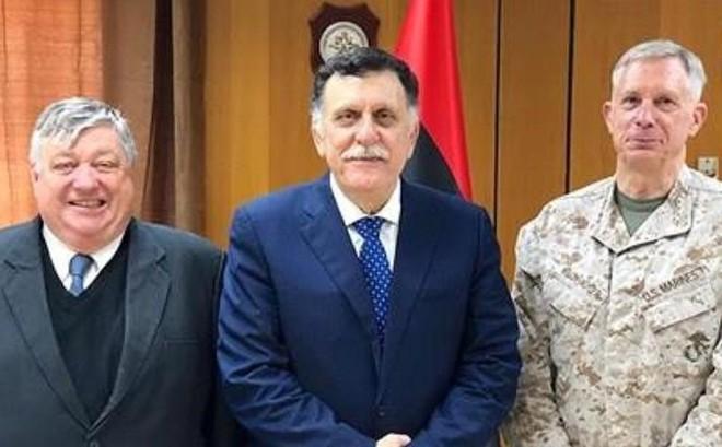 Libya: Mỹ đề nghị Tướng Haftar lập tức ngưng đánh Tripoli