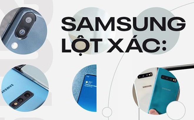 """Vì sao Samsung bỗng dưng """"đẻ"""" nhiều smartphone đến thế trong năm 2019?"""