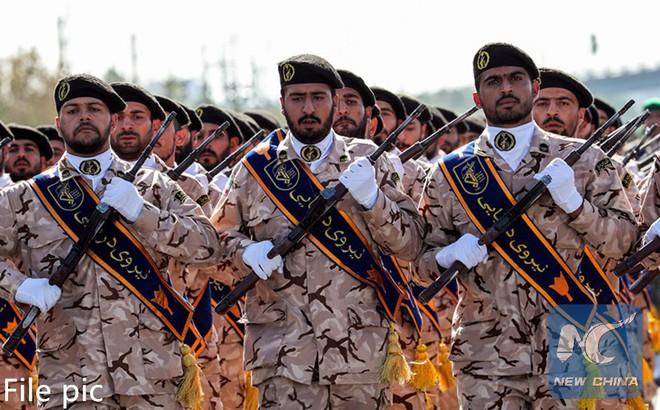 Mỹ liệt Vệ binh Cách mạng Hồi giáo Iran vào danh sách khủng bố