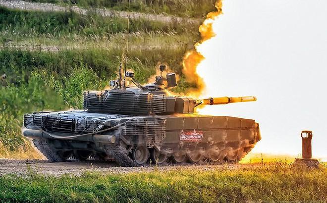 [ẢNH] Nhận liền lúc 120 siêu tăng cực mạnh, Nga gửi thông điệp rắn tới đối thủ