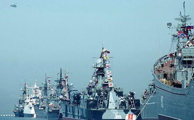 NATO tập trận ở Biển Đen, Nga đưa tàu, tên lửa vào sẵn sàng trực chiến