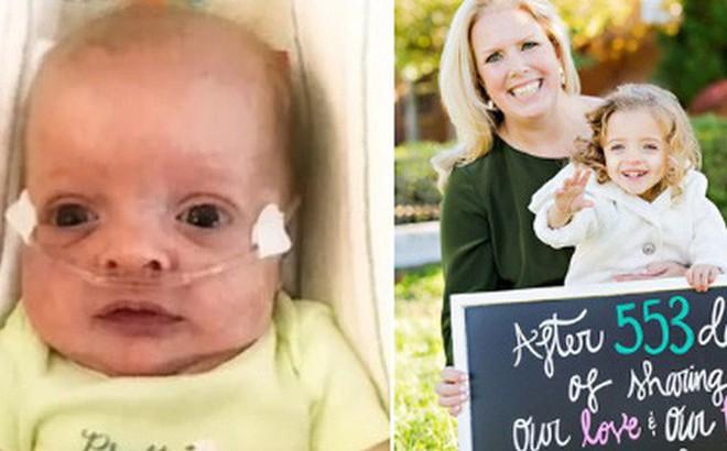 """Nữ y tá nhận nuôi """"một thiên thần"""" bị bỏ rơi mà cô đã hết lòng chăm sóc: """"Sau 553 ngày yêu thương nhau, từ giờ chúng ta sẽ là mẹ con"""""""