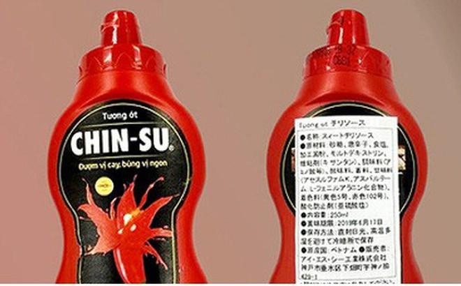 Thương vụ Việt Nam tại Nhật Bản phản hồi về vụ tương ớt Chinsu