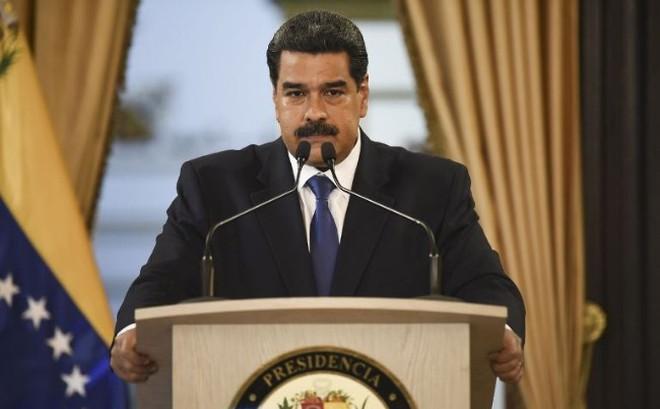 IMF tạm phong tỏa quyền rút vốn đặc biệt của Venezuela