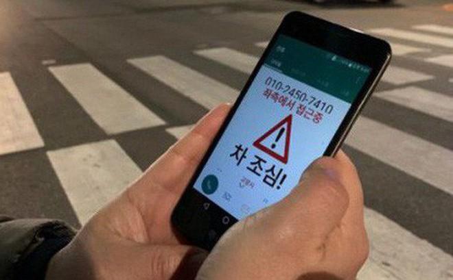 """Hệ thống radar và camera nhiệt của Hàn Quốc cảnh báo """"thây ma smartphone"""""""
