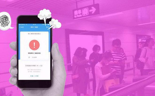 Trễ làm, tắc nghẽn giao thông tại một thành phố lớn của Trung Quốc vì một ứng dụng bị treo